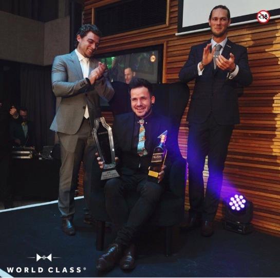 Winner Julian Short World Class 2017