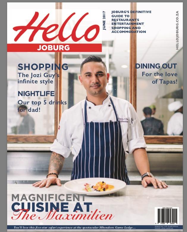 chef sylvester hello mag