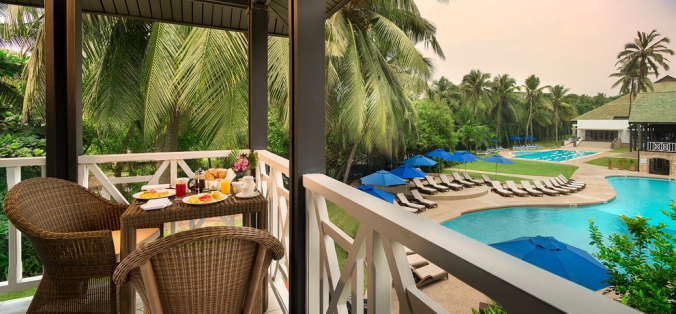 labadi beach hotel bfast