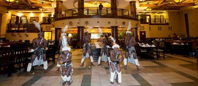 kingdom at vic tribe dancers