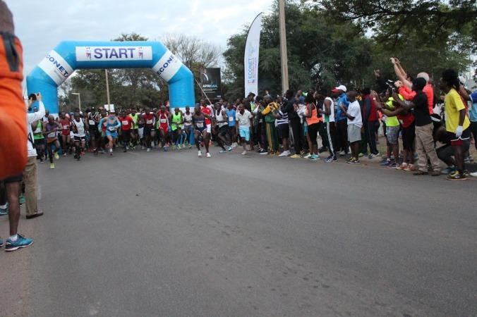 kingdom marathon run