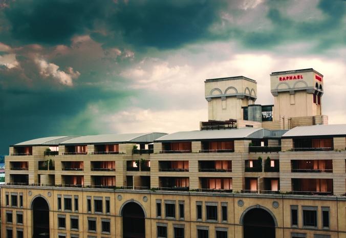 Raphael Penthouse Suites Exterior
