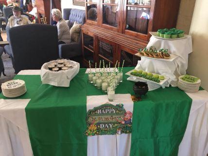 Commodore St Patricks Day