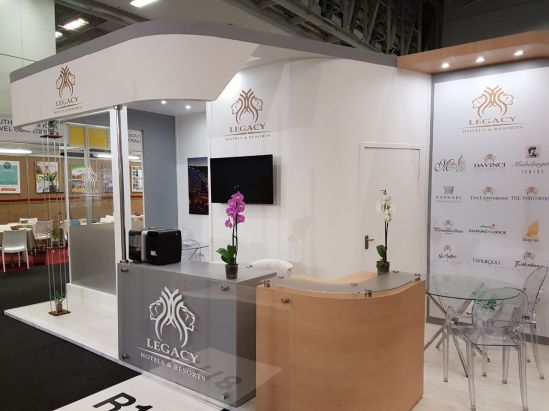 Our stand 1